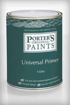 All Purpose Clear Sealer Porter's Paints store - water based, use to seal chalk painted table tops (will not impact on the chalk paint like the other). Painted Table Tops, Chalk Paint Table, Handmade Paint, Enamel Paint, Milk Paint, Furniture Restoration, Purpose, Painting, Ageing