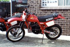 1982 Honda XR 500 RC - Honda XR series - Wikipedia, the free encyclopedia Honda Motorcycles, Cars And Motorcycles, Youth Dirt Bikes, Enduro Motorcycle, Dirtbikes, Vintage Bikes, Microsoft Office, Scrambler, Ford
