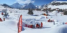 Great family ski holidays in Les Deux Alpes here at Chlet Ski holidays