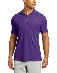 Puma Golf NA Men's Raglan Tech Polo Tee