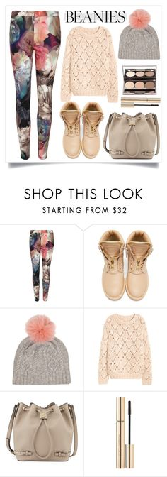 """Hat Head: Beanies"" by alaria ❤ liked on Polyvore featuring Ted Baker, Balmain, H&M, Tory Burch, Dolce&Gabbana, beanies and hathead"