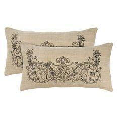Cherub Pillow