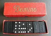 Domino zo eenvoudig maar vond het altijd leuk