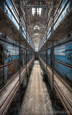 G. B. Piranesi Prison - Matthew Christopher Murray's Abandoned America