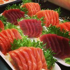 Quem aí ficou todo o dia pensando nisso? #sashimi #koisushibc #japanesefood #food #japan #balneariocamboriu #santacatarina by gigagourmet