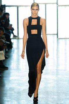 Cushinie Et Ochs at New York Fashion Week Fall 2015 | Stylebistro.com