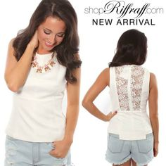 The First Lady Lace Top #FREESHIPPING