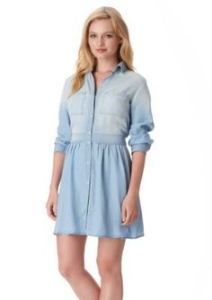 Sam Edelman  Tessie Chambray Dress