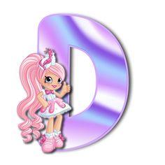 Shopkins, Alphabet Letters Design, Letters And Numbers, Lettering Design, Dolls, Children, Board, Alphabet, Toddler Girls