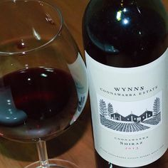 First submission for current  #WineAssignment (<$15 #bargainhunting) @wynnscoonawarra 2013 #Shiraz. Starting off with a bang great value & more complex than you would expect at this price range. Submit your own great finds on our website and join the chatter on our forums. #cheers #ThirstyThursday #winelover #wine #vino #auswine #Coonawarra #wineporn #winestagram #instawine #wynnsapedia #winechatty #winechattySammy