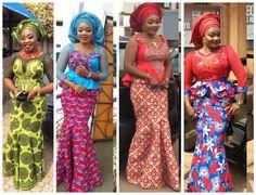 Uber Classy Ankara Styles with a Glamour Twist - Wedding Digest NaijaWedding Digest Naija