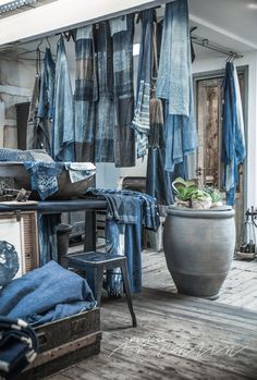 © Paulina Arcklin   THE SECRET SOUK - BLUE BAZAAR IN AMSTERDAM AT…