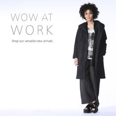 Wow at Work… OSKA style equals elegant and versatile designer fashion for any occupation. Our clients include musicians, CEOs, authors, actresses, and other women making history. Wear OSKA wherever you work to express your individual style. Happy Women's History Month from OSKA New York! https://newyork.oska.com/en/home/