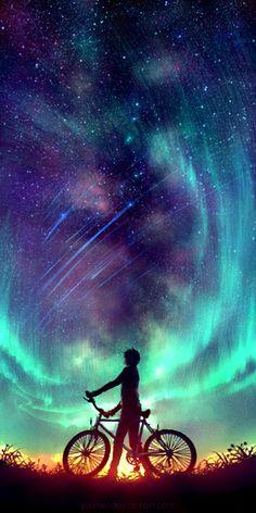 Yuumei — Said the Stars