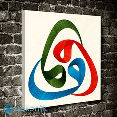 3'lü Vav Tablo #dini_tablolar #dini_kanvas_tablolar #hatsanatı_tablolar #semazen_tabloları