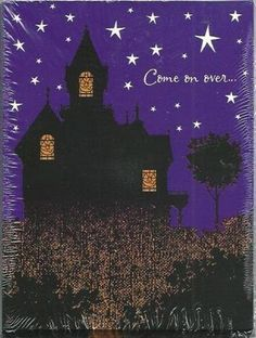 Halloween Holiday Haunted House Party Invitation « Delay Gifts