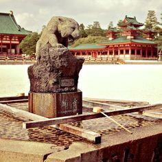 Heian Shrine kyoto | Tumblr