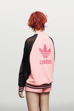 Charlotte Carey for Adidas Originals by Rita Ora