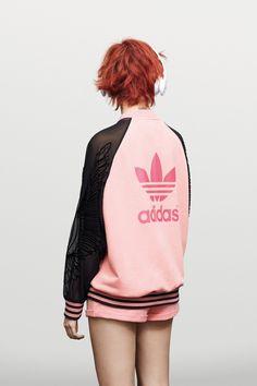 Charlotte Carey for Adidas Originals by Rita Ora