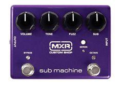 NAMM 2015: Jim Dunlop presenta el pedal Sub Machine