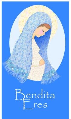 Bendita Eres: ¡Feliz cumpleaños María! 8 de septiembre. Natividad de la Santísima Virgen.