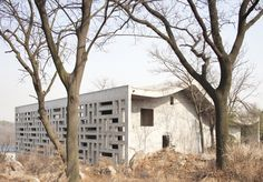 Photography: Wang Shu Projects, by Clement Guillaume Photography: Wang Shu Projects (34) – ArchDaily