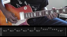 Johnny B Goode Intro Guitar Cover + Tabs and Slow Motion Lesson Guitar Chord Chart, Guitar Tabs, Music Guitar, Guitar Chords, Playing Guitar, Go Johnny Go, Johnny B Goode, Chuck Berry, Music School