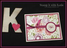 Stamp It with Katie: Sweet Soiree for me