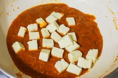 This restaurant style paneer makhani recipe couldn't get any easier! The quick makhani sauce or gravy is made in a pressure cooker. Paneer Gravy Recipe, Paneer Makhani, Makhani Recipes, How To Make Paneer, Tomato Gravy, Cooking Tomatoes, Vegetarian Cheese, Garam Masala, Pressure Cooking