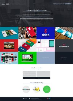 Jordi Ensenyat Disseny is a web and graphic design studio from Barcelona, Spain. Website Design Layout, Website Design Inspiration, Layout Design, All Website, Modern Website, Best Web Design, App Design, Graphic Design Studios, Business Website