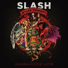 Apocalyptic love (feat. Myles Kennedy And The Conspirators) (CD) by Slash
