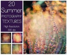 Summer Warm Bright Textures  Summer PS Backdrop