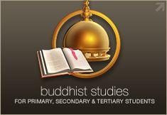 Buddhist Studies: Primary, Secondary & Tertiary