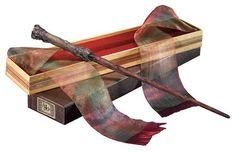 Harry Potter Baguette Magique Harry Potter Noble collection: Amazon.fr: Jeux et Jouets