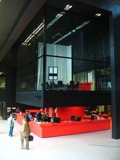 Utrecht Library Wiel Arets