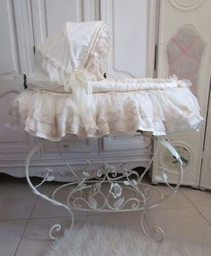 Beautiful baby furniture beautiful baby beds most beautiful nursery furniture Baby Nursery Furniture, Baby Nursery Decor, Baby Bedroom, Baby Decor, Babies Nursery, Baby Bedding, Shabby Chic Baby, Baby Bassinet, Baby Cribs