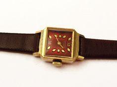 Armbanduhr+JUNGHANS+60er+Vintage+Uhr+modern+zart+von+Mont+Klamott+-+seltene+Vintage+Einzelstücke:+Liebzuhabendes,+Verspieltes,+Tickendes,+Klunkerndes,+Zauberhaftes,+Antikes,+Kurioses,+Schmuck+&+Uhren++auf+DaWanda.com