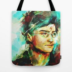 The+Boy+Who+Lived+Tote+Bag+by+Alice+X.+Zhang+-+$22.00