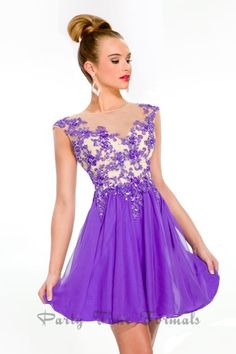 Party Time Gown 6344 Prom Dress - PromDressShop.com