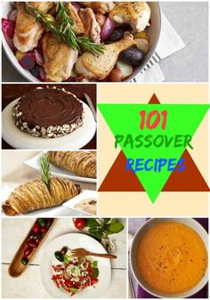 passover recipes 101
