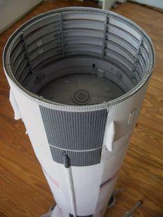 Saturn V Rocket model progress Saturn V Rocket Model, Mars Wallpaper, Apollo Space Program, Apollo Missions, Drone Technology, Rey Star Wars, Sports Models, Astronauts, Paper Models