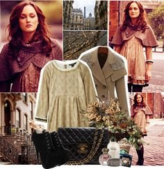 """""""Blair Waldorf Style { Happy Thanksgiving}"""" by ashleypetrova on Polyvore"""