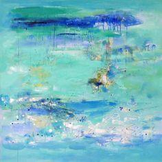 "Saatchi Art Artist Changsoon Oh; Painting, ""Cairns GB Reef's"" #art"