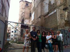 Torre del Ángel. Camins Antics. La Valencia romana y musulmana. CaminArt
