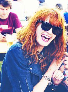 Florence & her free spirit <3