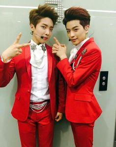 Yunsung and Kyle