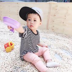 Fashion korean kids_hyunbin