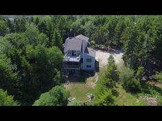 36 Tree Tops Lane - Harpswell Maine