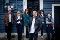 """Republic of Doyle"". Watch for additional scenery, like Russell Crowe and Kevin Durand, to the beauty of St. Newfoundland Canada, Newfoundland And Labrador, Allan Hawco, Kevin Durand, Rookie Blue, Atlantic Canada, Russell Crowe, Great Tv Shows, My Heritage"