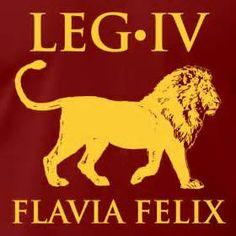 LEGION IV FLAVIA FELIX